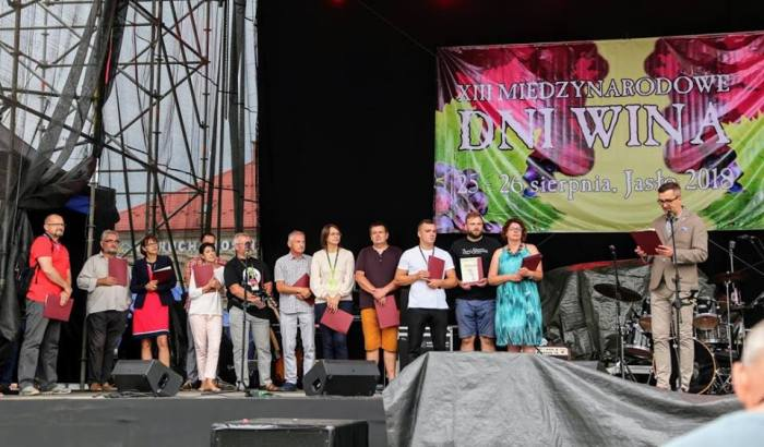 V Konkurs Polskich Win